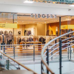 Impressionen Siegert Mode Für Männer Im Donaueinkaufszentrum