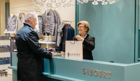 SIEGERT - Mode für Männer in Regensburg