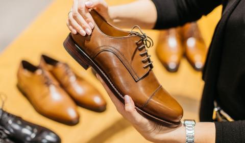 Elegante Schuhe gibts bei SIEGERT - Mode für Männer in Regensburg