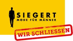 Siegert – Mode für Männer im Donaueinkaufszentrum Regensburg (DEZ)